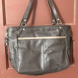 Reversible tote by Thirty-One